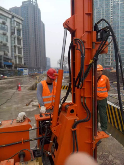 grouting drilling rig