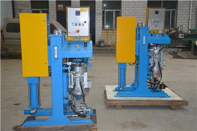 foundation treatment grouting pump