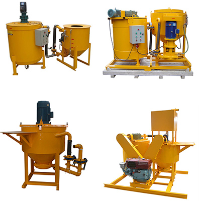 LEC grout mixer for sale