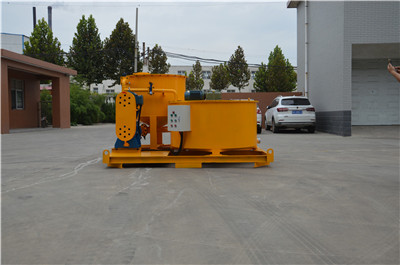 Colloidal grout mixer Singapore