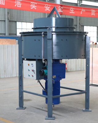 mixer for refractory