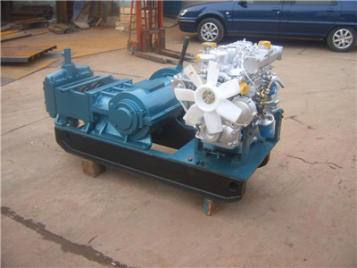 cement grouting pump