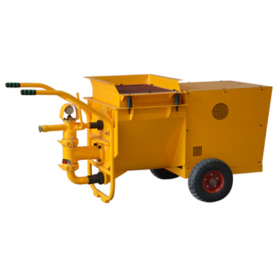cement plastering machine for wall