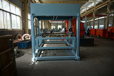 wire cutting machine for making blocks