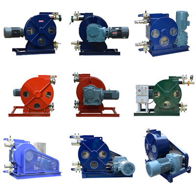 choose the suitable peristaltic pump
