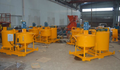 China grout mixer machine price