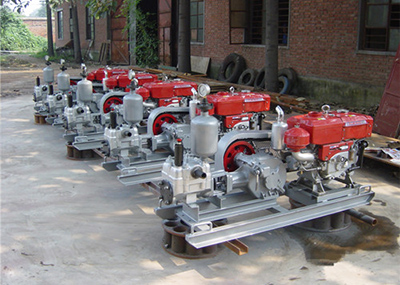 cement grouting pump supplier