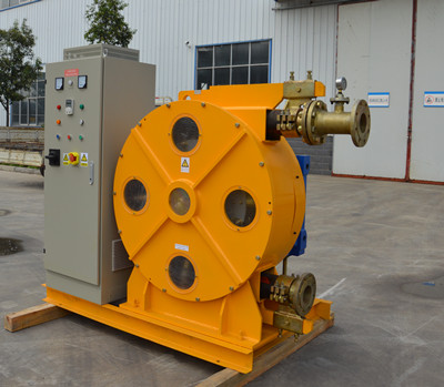 Industrial heavy duty peristaltic pump for sale