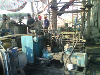 grouting pump for coal mine