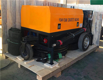 foam concrete mixer machine for sale