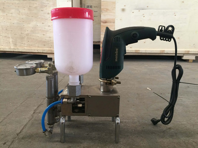 epoxy grout mixer
