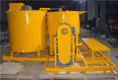 grout mixer manufacturers