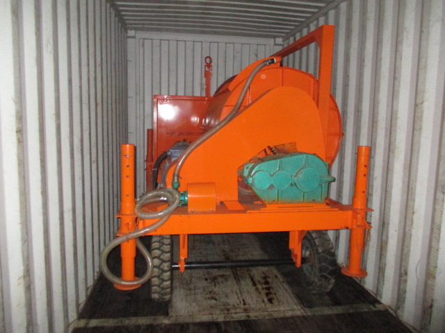 CLC foam concrete machine for external wall thermal insulation