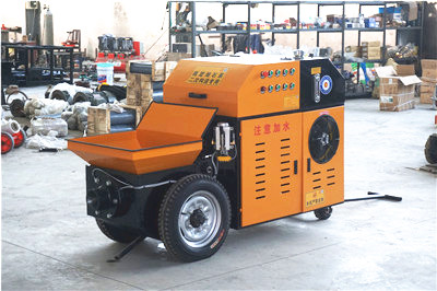 mini concrete pump price