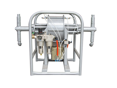 pneumatic operated grout pump