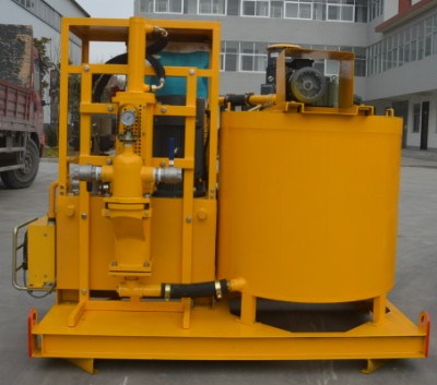 bentonite mixing and pumping machine