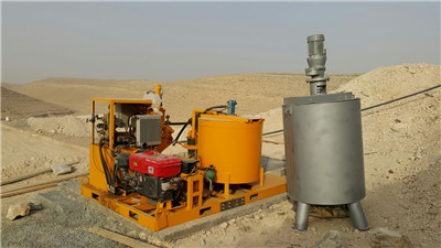 grout pump station for sale