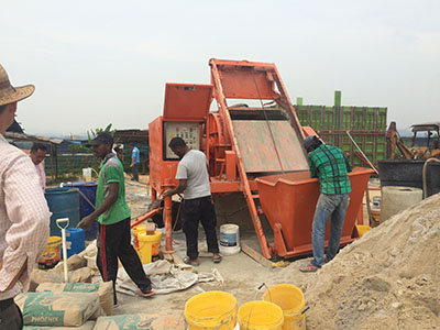 foam concrete machine for foamed concrete precasting