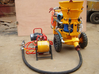 Refractory Concrete Spraying Machine for sale