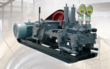 two-liquid grouting pump
