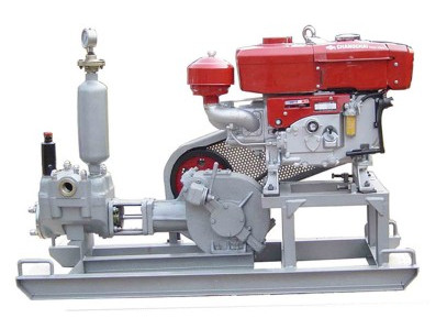 mining grouting pump