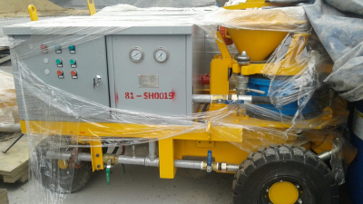buy wet shotcrete machine