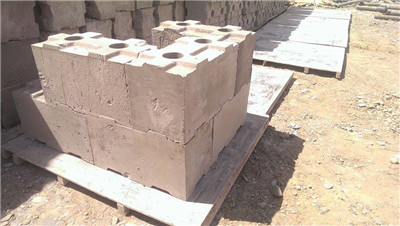 fly ash lightweight foam concrete blocks