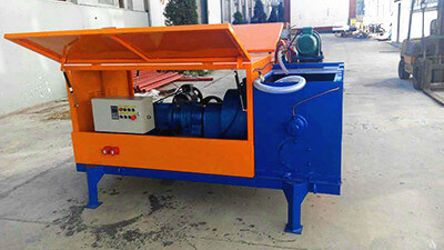 foam concrete machine used for voildfilling