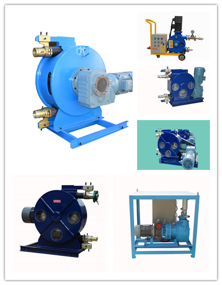 peristaltic hose pump in Singapore