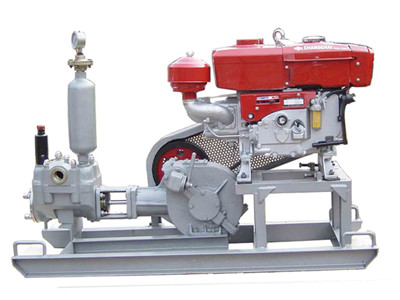 grout pump machine