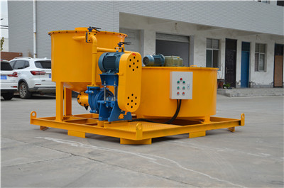 Grout Mixer for Cement Grouting