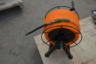 refractory gunning machine water hose