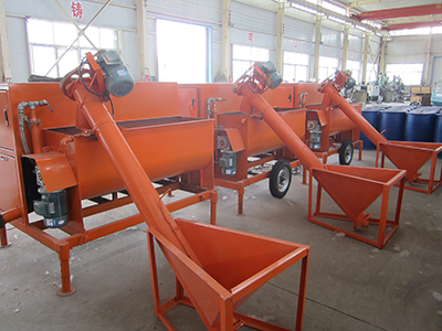 LD15 foam concrete machine