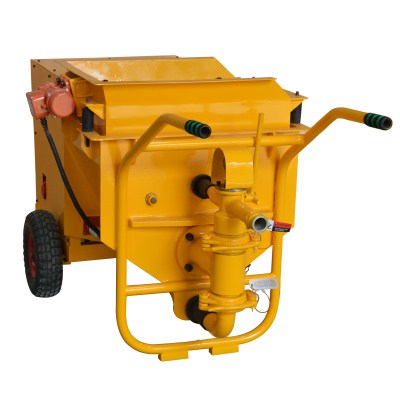 mortar spray machine