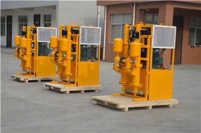grouting cement pump