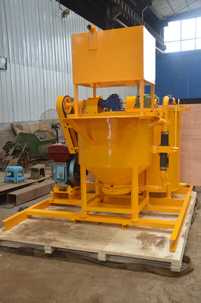 Pakistan grout mixer and agitator