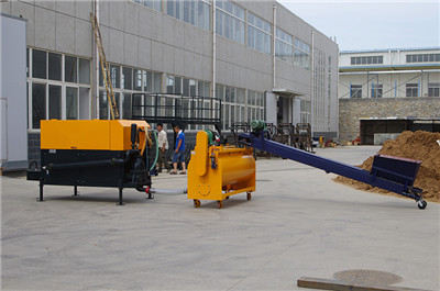 foam cement machine