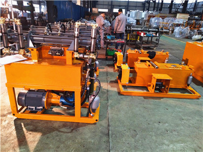 hydraulic grout pump price