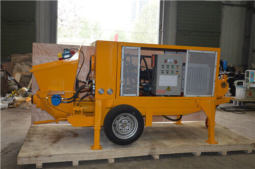 wet shotcrete equipment