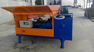 foam concrete machine for roof insulation