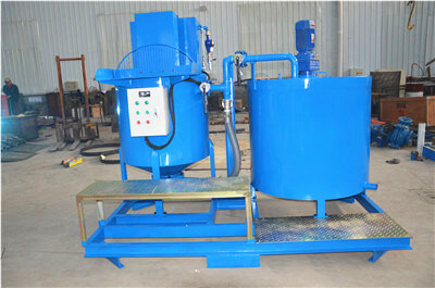 colloidal mixing equipment
