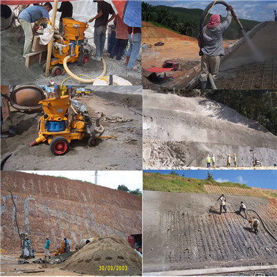 sell shotcrete machine canada