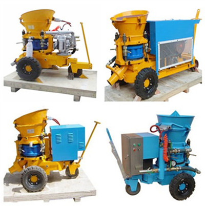 shotcrete machine Saudi Arabia