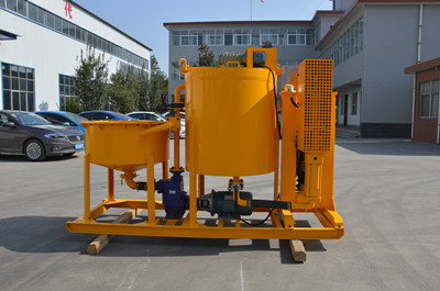 grouting mixing plant price