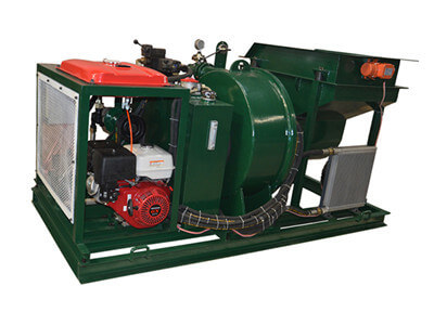small type portable shotcrete machine