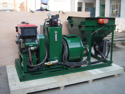 shotcrete pump middle east