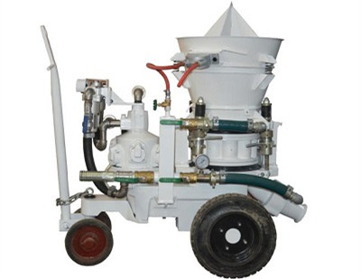 air motor refractory gunning machine