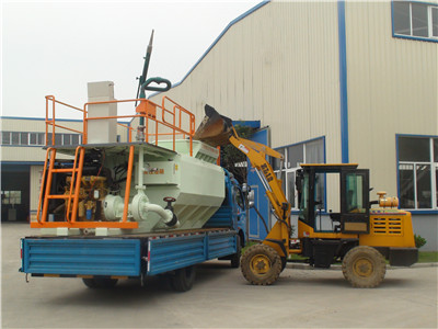 hydro seeding machine made in China