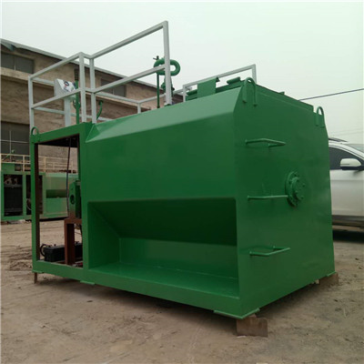 spraying seeds grass planting machine