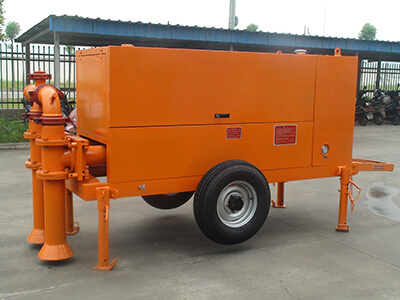 LD30 Foam concrete pump